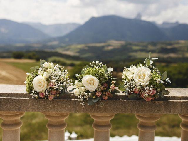 Le mariage de Quentin et Lea à Roissard, Isère 18