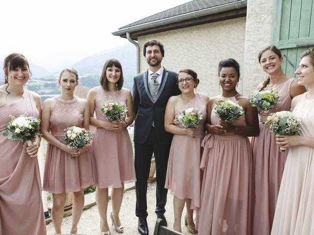 Le mariage de Quentin et Lea à Roissard, Isère 54