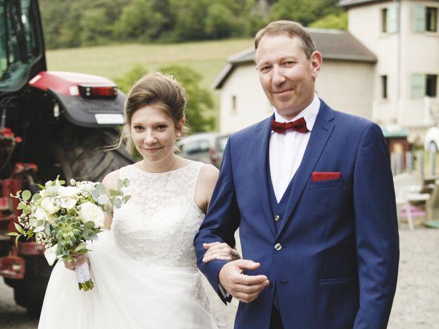 Le mariage de Quentin et Lea à Roissard, Isère 56