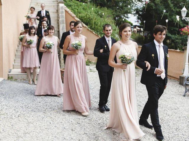 Le mariage de Quentin et Lea à Roissard, Isère 61
