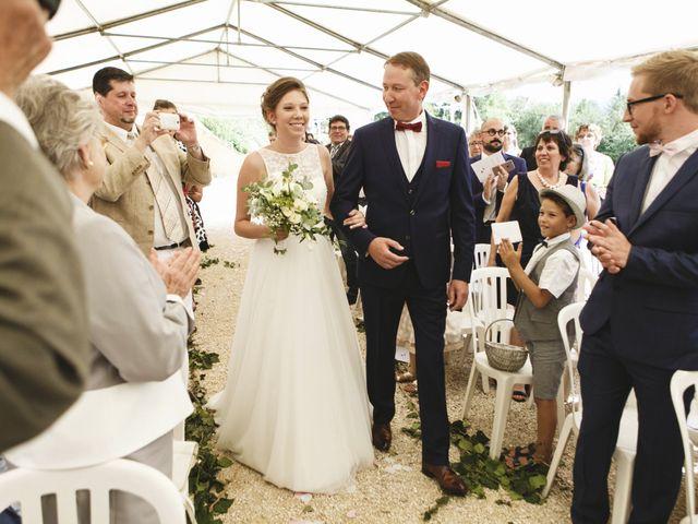 Le mariage de Quentin et Lea à Roissard, Isère 63