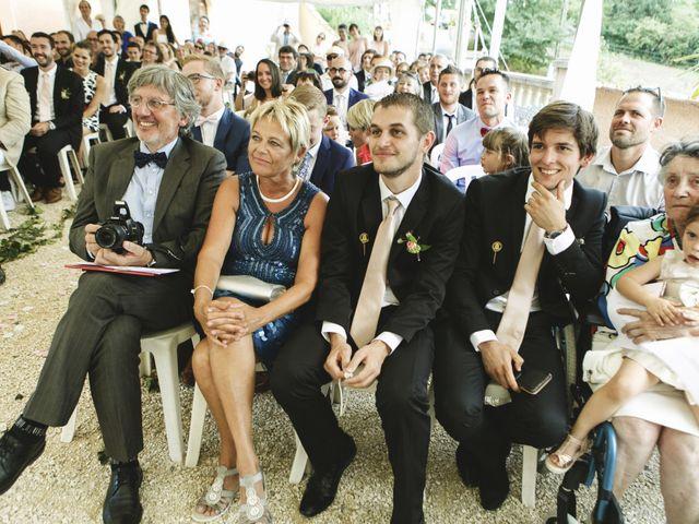 Le mariage de Quentin et Lea à Roissard, Isère 89