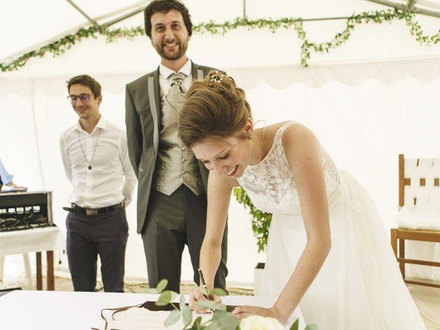 Le mariage de Quentin et Lea à Roissard, Isère 100