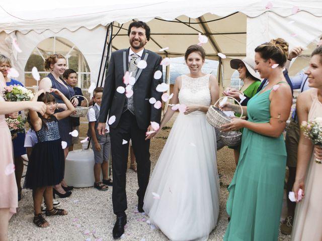 Le mariage de Quentin et Lea à Roissard, Isère 106