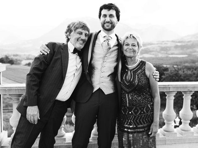 Le mariage de Quentin et Lea à Roissard, Isère 116