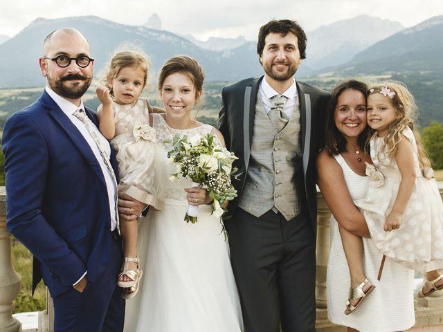 Le mariage de Quentin et Lea à Roissard, Isère 118