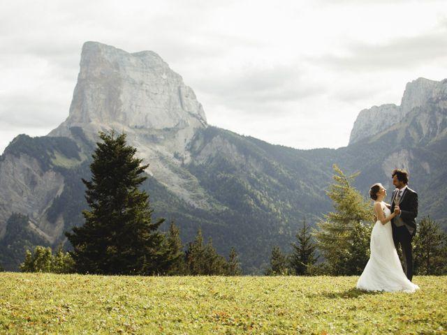 Le mariage de Quentin et Lea à Roissard, Isère 133