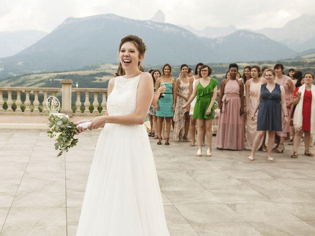 Le mariage de Quentin et Lea à Roissard, Isère 151