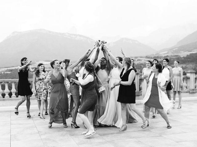 Le mariage de Quentin et Lea à Roissard, Isère 153