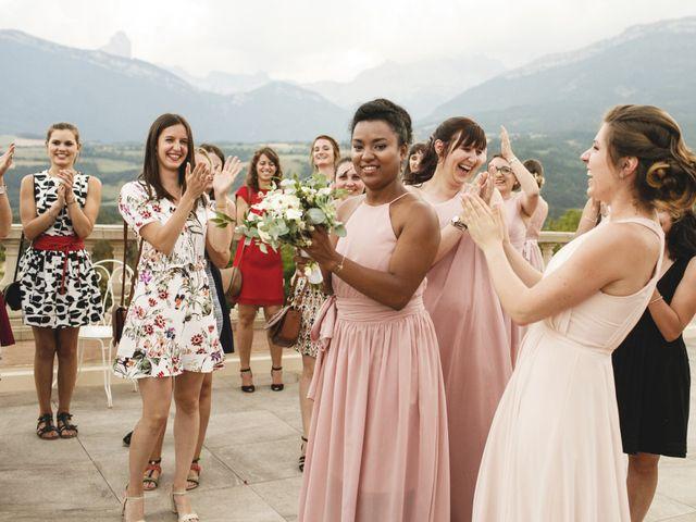 Le mariage de Quentin et Lea à Roissard, Isère 154