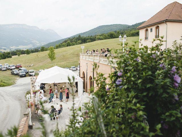 Le mariage de Quentin et Lea à Roissard, Isère 156