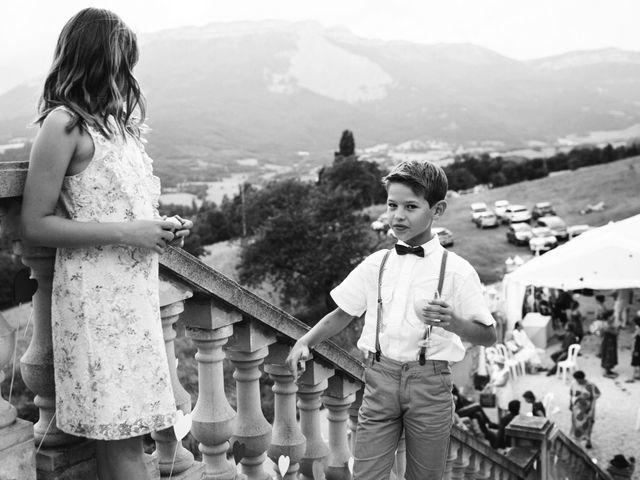 Le mariage de Quentin et Lea à Roissard, Isère 157