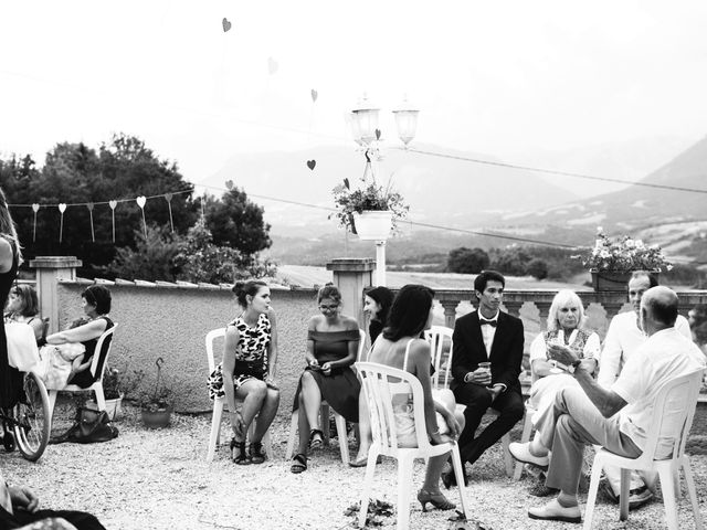 Le mariage de Quentin et Lea à Roissard, Isère 159