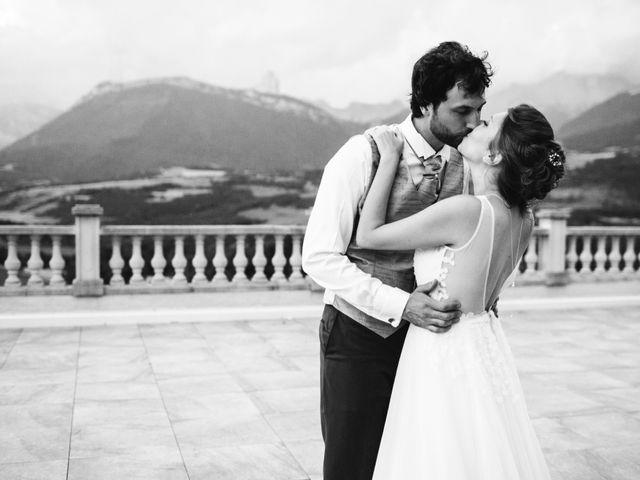 Le mariage de Quentin et Lea à Roissard, Isère 161