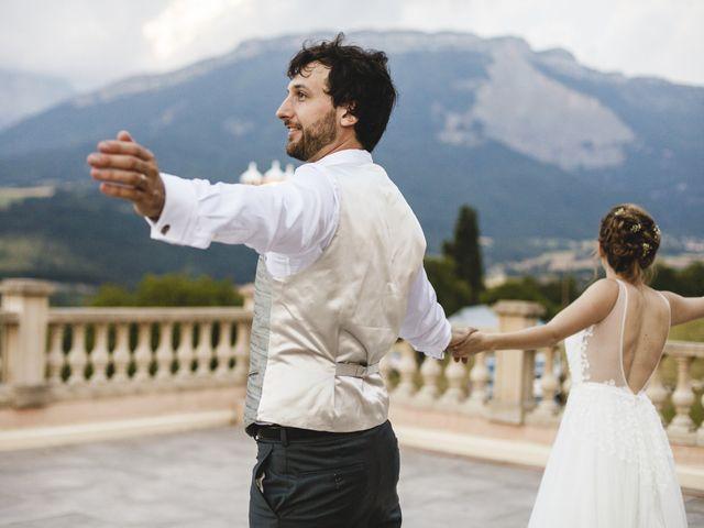 Le mariage de Quentin et Lea à Roissard, Isère 163