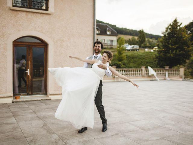 Le mariage de Quentin et Lea à Roissard, Isère 164