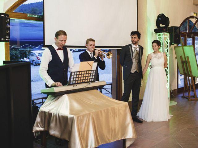 Le mariage de Quentin et Lea à Roissard, Isère 172