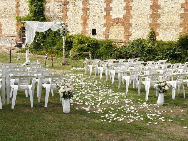 Le mariage de Nathan et Maeva à Lilly, Eure 2