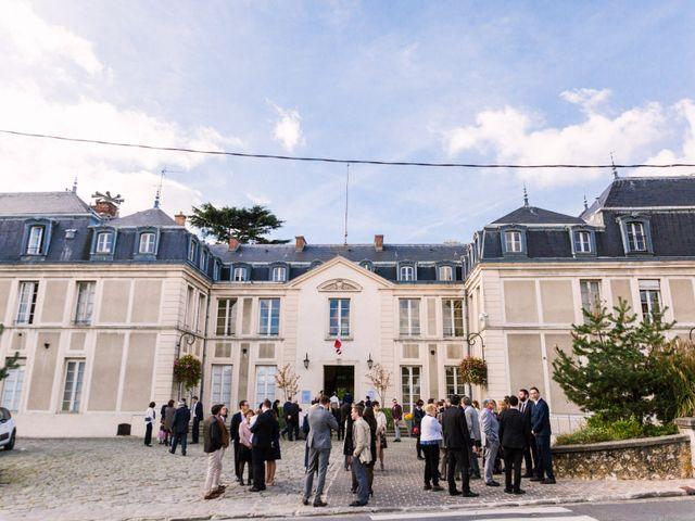 Le mariage de David et Audrey à Épinay-sur-Orge, Essonne 13