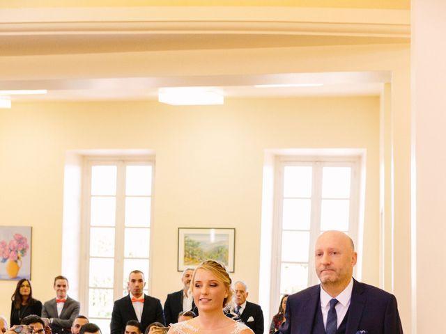 Le mariage de David et Audrey à Épinay-sur-Orge, Essonne 18