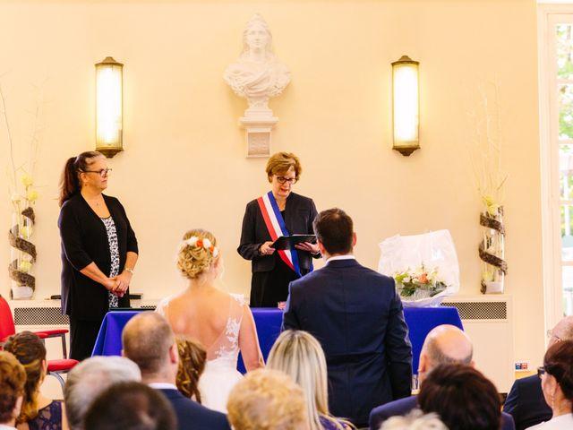 Le mariage de David et Audrey à Épinay-sur-Orge, Essonne 24
