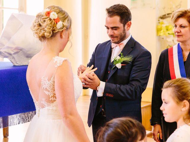 Le mariage de David et Audrey à Épinay-sur-Orge, Essonne 34