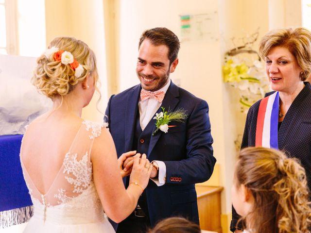 Le mariage de David et Audrey à Épinay-sur-Orge, Essonne 35