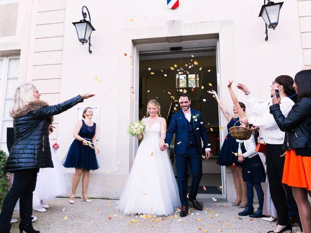 Le mariage de David et Audrey à Épinay-sur-Orge, Essonne 36