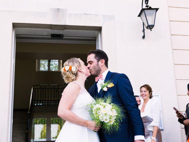 Le mariage de David et Audrey à Épinay-sur-Orge, Essonne 37