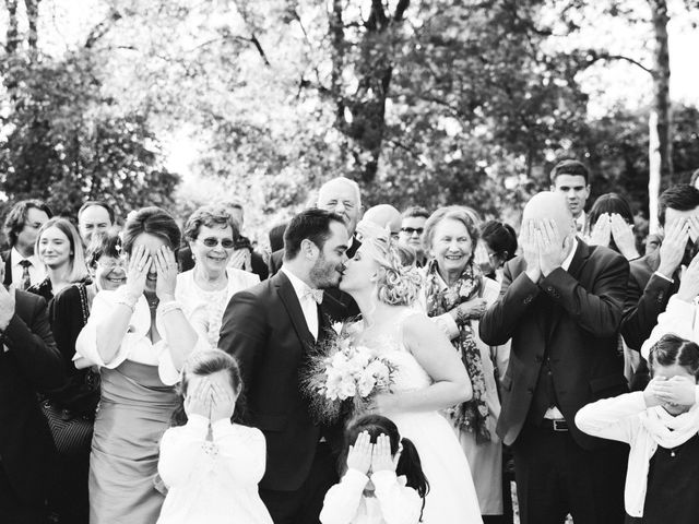 Le mariage de David et Audrey à Épinay-sur-Orge, Essonne 45