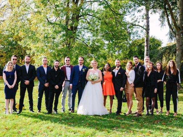 Le mariage de David et Audrey à Épinay-sur-Orge, Essonne 46
