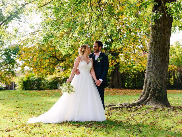 Le mariage de David et Audrey à Épinay-sur-Orge, Essonne 55