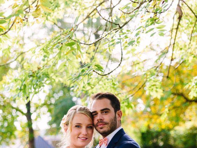 Le mariage de David et Audrey à Épinay-sur-Orge, Essonne 56