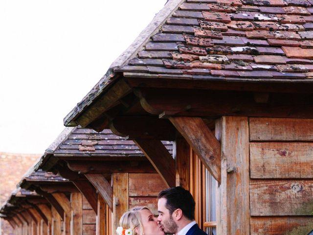 Le mariage de David et Audrey à Épinay-sur-Orge, Essonne 64
