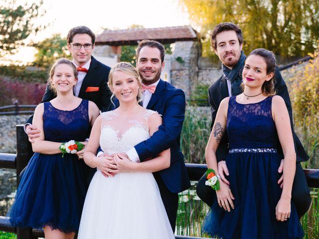 Le mariage de David et Audrey à Épinay-sur-Orge, Essonne 75