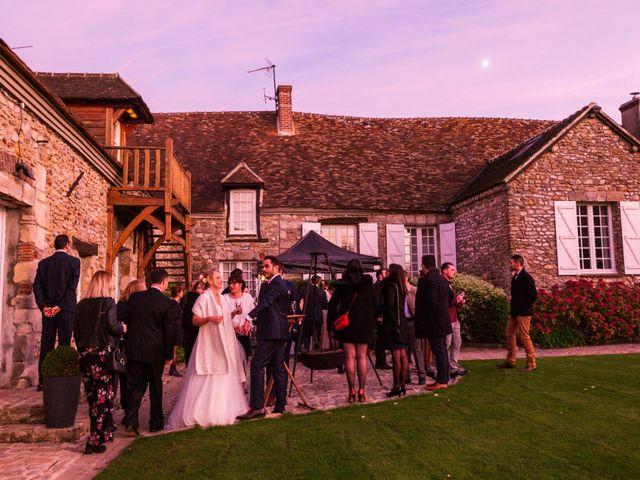 Le mariage de David et Audrey à Épinay-sur-Orge, Essonne 79