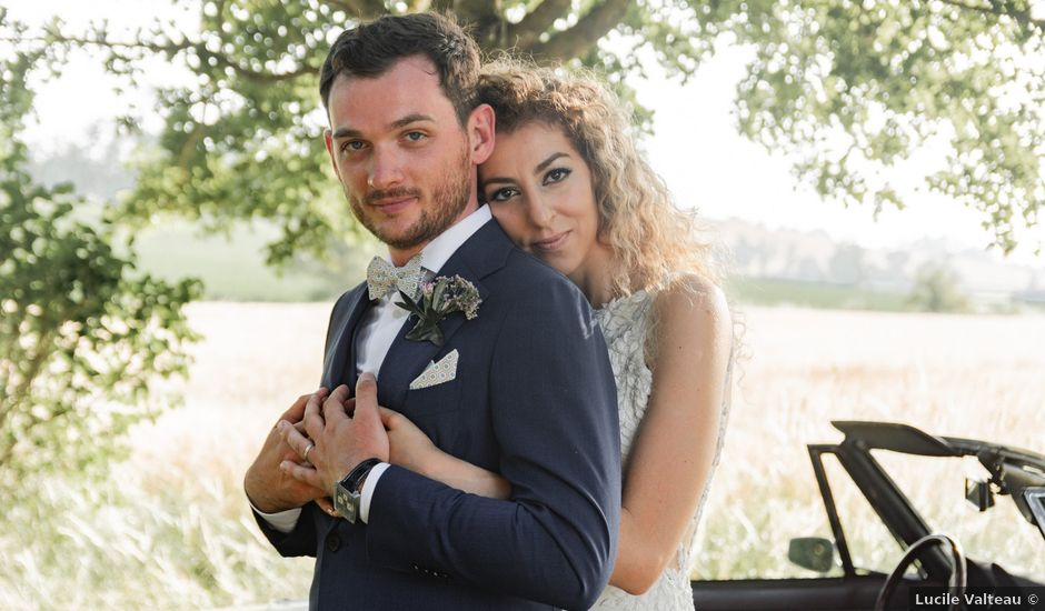 Le mariage de Nicolas et Emilie à Belpech, Aude