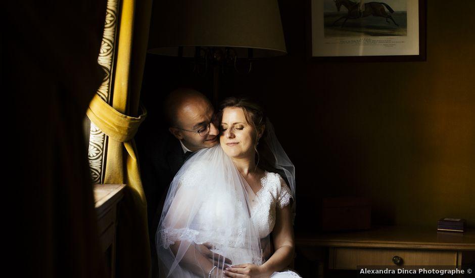 Le mariage de Romain et Mirela à Lyon, Rhône