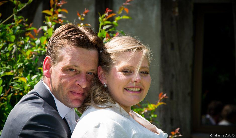 Le mariage de Mickaël et Lucie à Songeons, Oise