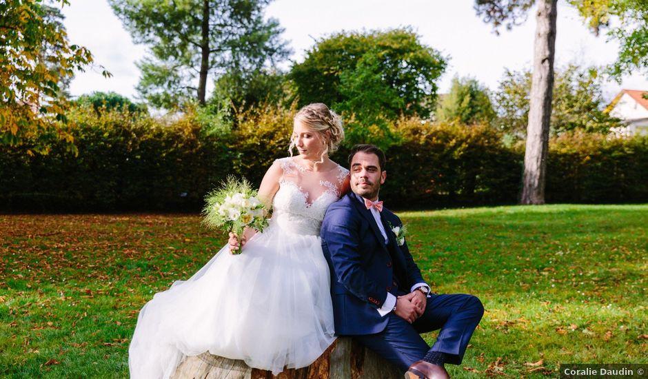 Le mariage de David et Audrey à Épinay-sur-Orge, Essonne