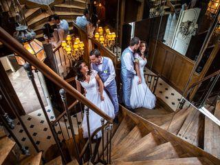 Le mariage de Johanna et Alexandre