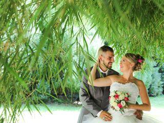 Le mariage de Harmonie et Christian