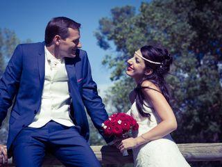 Le mariage de Davy et Nathalie