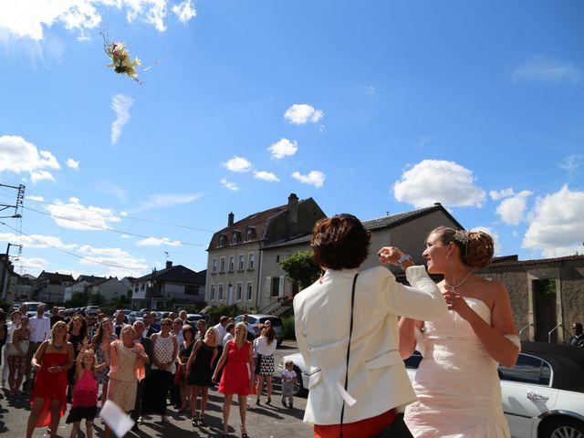 Le mariage de Yann et Gaëlle à Metz, Moselle 12