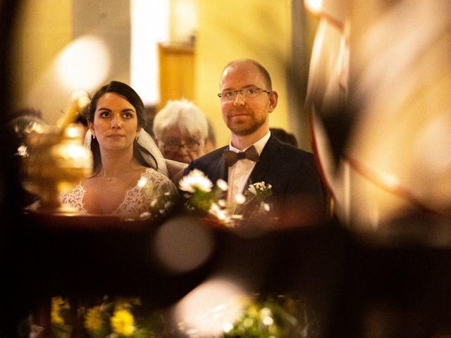 Le mariage de Jérémy et Sarah à Deauville, Calvados 15