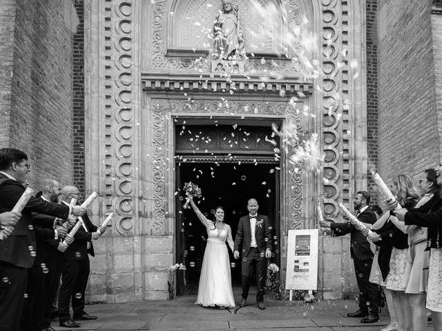 Le mariage de Jérémy et Sarah à Deauville, Calvados 16