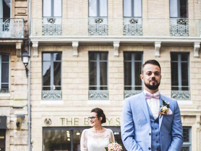 Le mariage de Valentin et Anaïs à Goyrans, Haute-Garonne 62