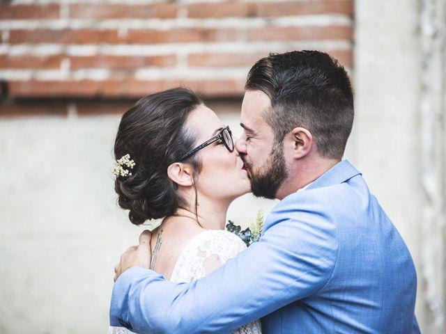 Le mariage de Valentin et Anaïs à Goyrans, Haute-Garonne 65