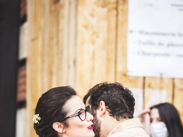 Le mariage de Valentin et Anaïs à Goyrans, Haute-Garonne 75
