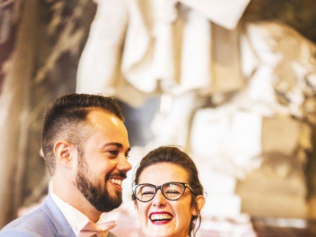 Le mariage de Valentin et Anaïs à Goyrans, Haute-Garonne 93